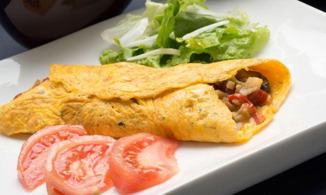 Recetas Cocina Karlos Arguiñano | Receta De Tortilla Rellena Con Ensalada Karlos Arguinano
