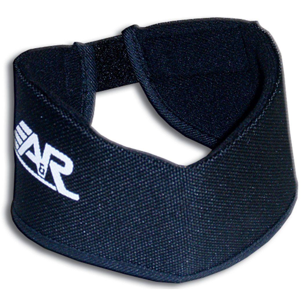 A R Hockey Neck Guard Terry Cloth Terry Hockey Bag