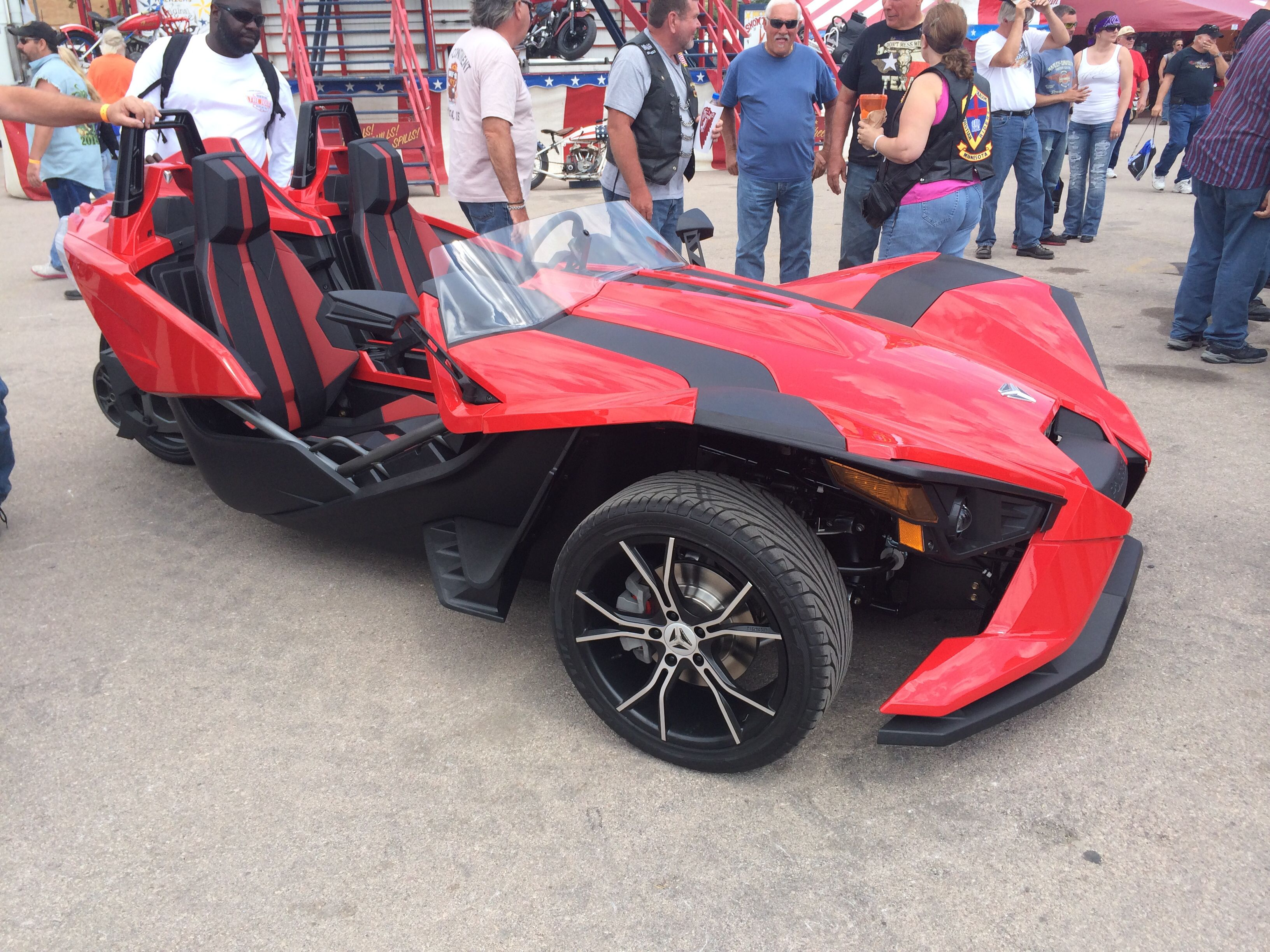3 Wheel Car From Victory Motorcycles Not Bad Victory Motorcycles Hot Wheels Sports Car