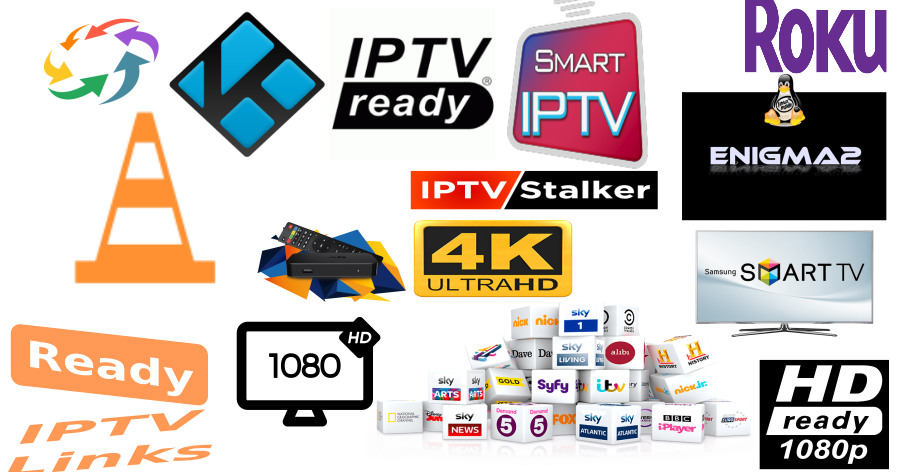 Iptv Links Free For Vlc Kodi Pc Android And Smart Tv The Best Dynamic Iptv Playlists Out There Tv App Tv Icon Tv Channels