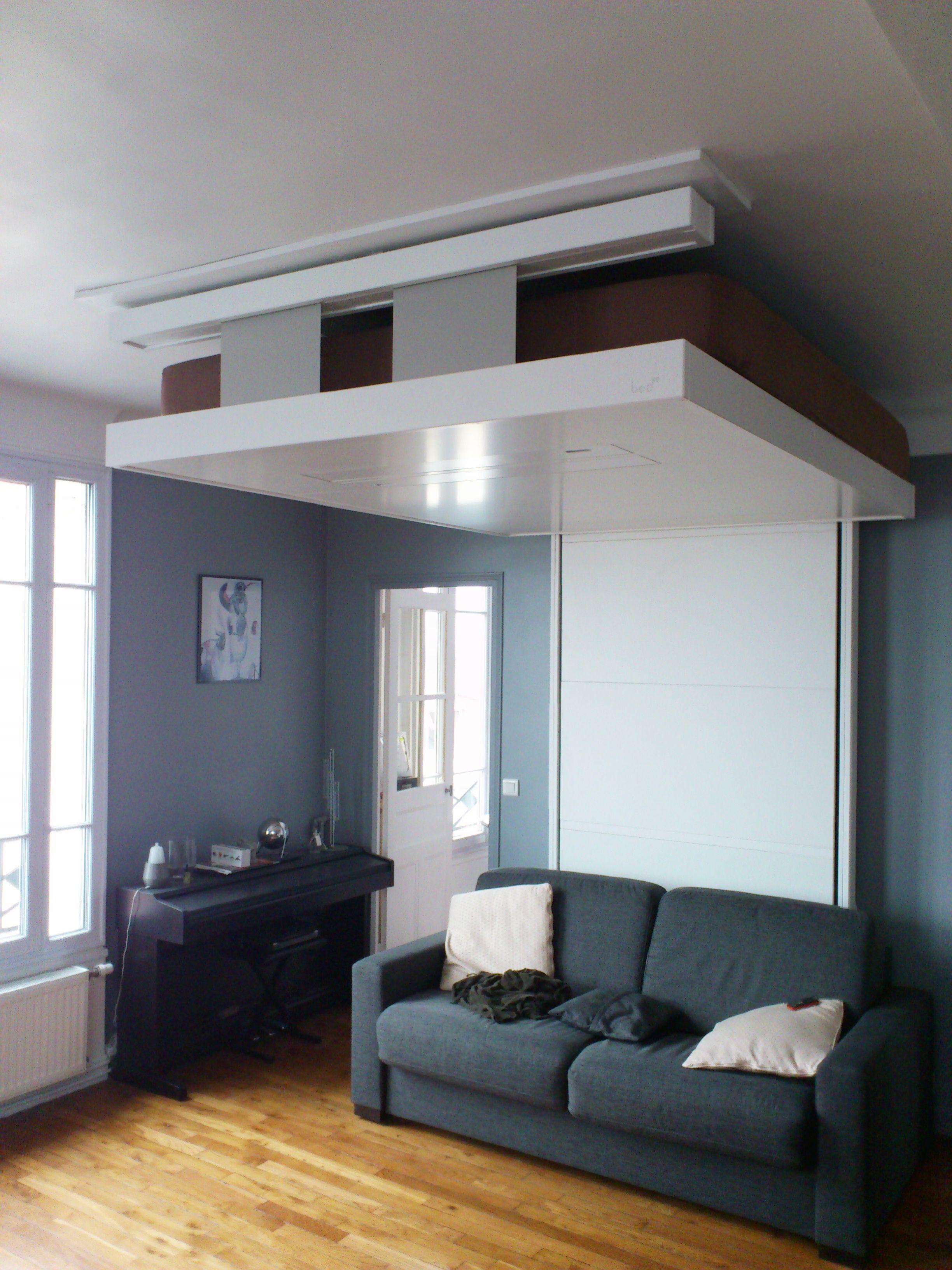 bedup by d cadrages bed up or murphy beds pinterest lit escamotable bleu canard et lits. Black Bedroom Furniture Sets. Home Design Ideas