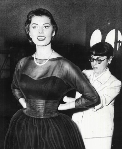 edith head costume designer