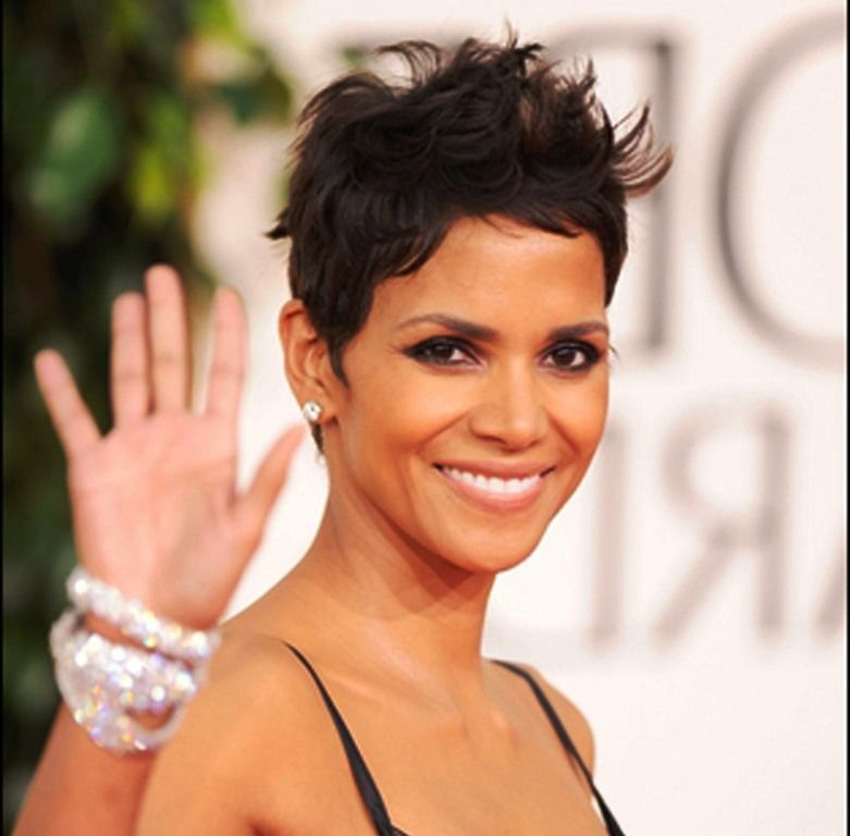 Halle berry short hairstyles 10 coupe de cheveux courte cheveux courts coupe de cheveux - Coupe courte halle berry ...