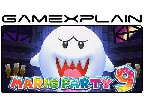 Mario Party 9 All Bosses | Gamexplain | Mario party 9, Mario party