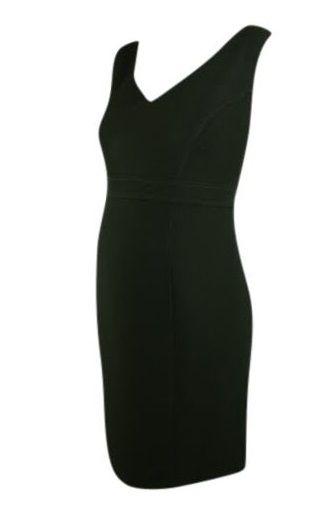 Black Mimi Maternity Sleeveless Maternity Dress (Like New - Size Large) - Motherhood Closet - Maternity Consignment
