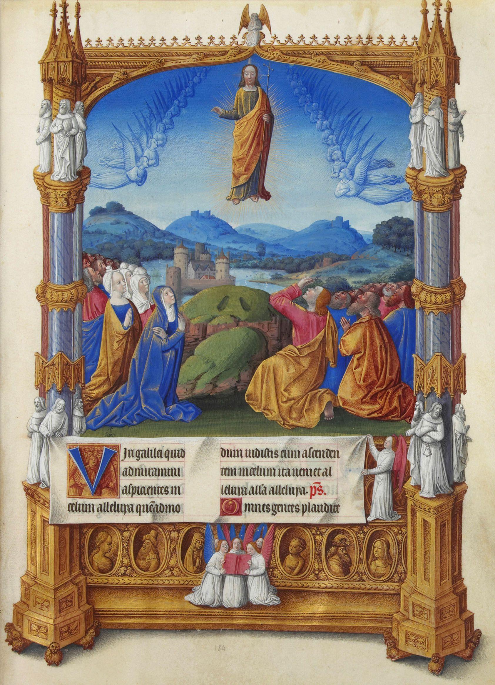 Folio_184r_-_The_Ascension.jpg (1684×2328)