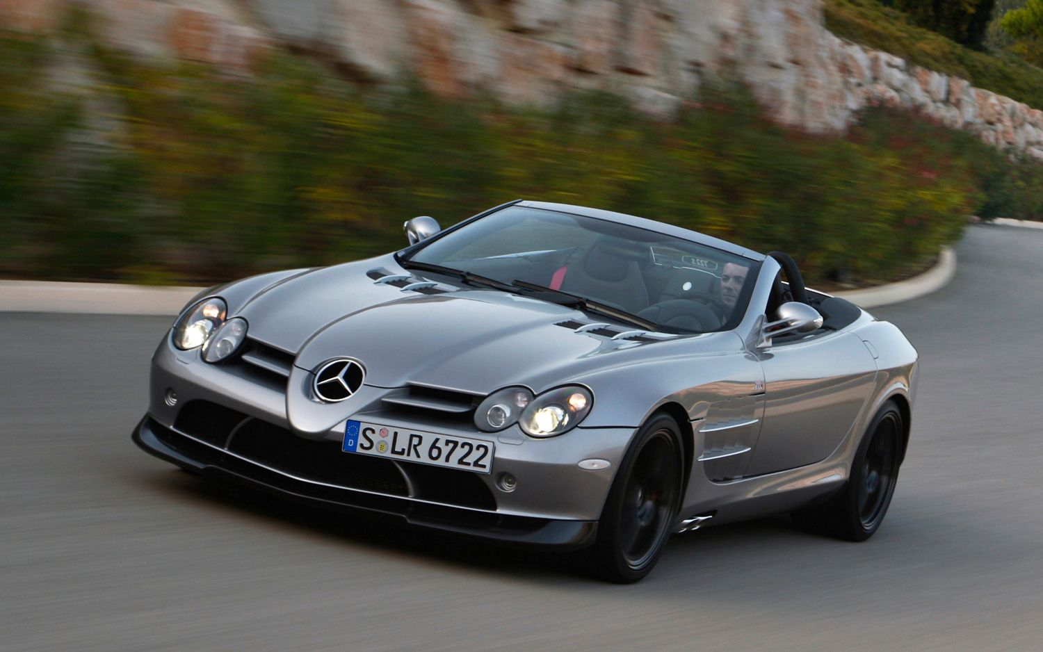 End Times Last Mercedes Slr Mclaren Rolls Off The Line Met