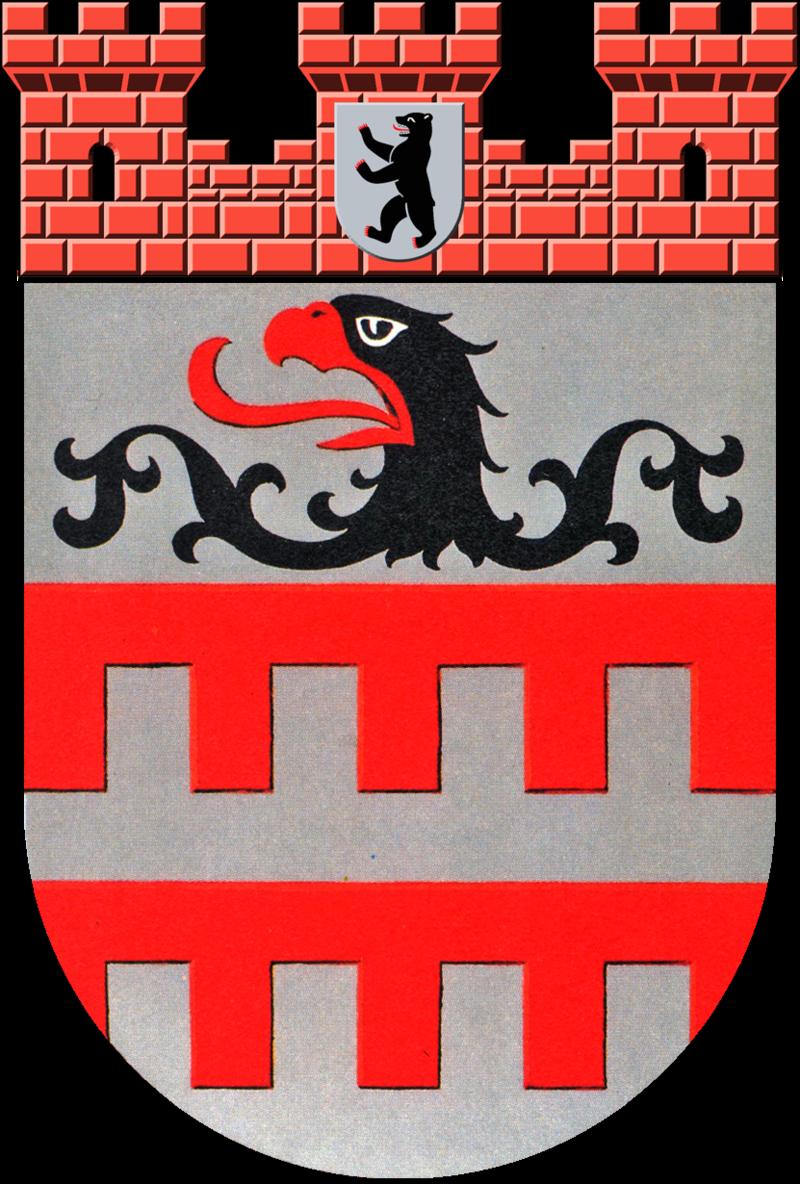Wappen Des Ortsteil Steglitz 1956 Im Bezirks Steglitz Zehlendorf V Berlin Wikipedia Wappen Berlin Wappen Berlin Tattoo