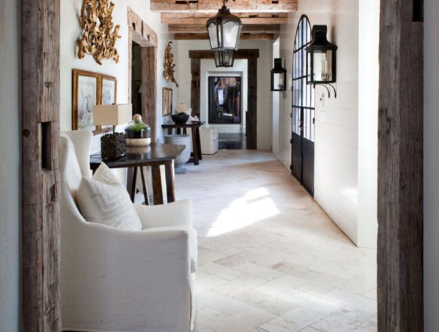 Explore Hallway Flooring  Faux Beams  and more Kitchen flooring Vintage Travertine   French Quarter   Herringbone  . Faux Wood Tile Herringbone Pattern. Home Design Ideas