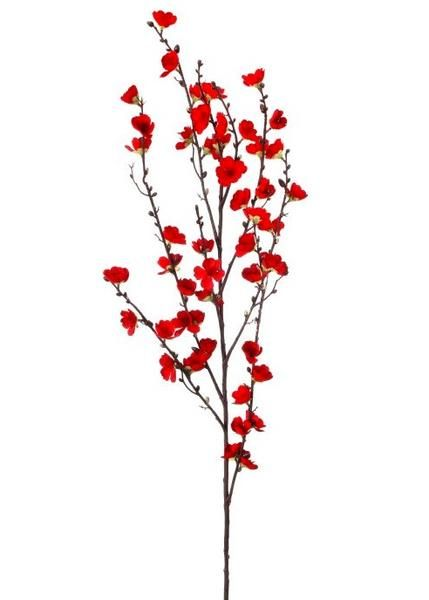 Artificial Cherry Blossom Tree Stems Well Made And Vibrantly Colored Looks Real Like Fake Flowers Decor Artificial Cherry Blossom Tree Cherry Blossom Flowers