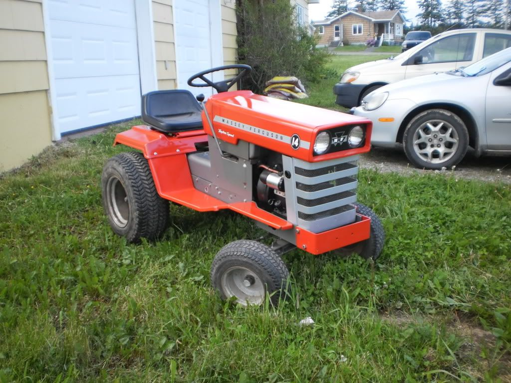 Massey / Snapper / AMF - Garden Tractor Talk - Garden Tractor Forums