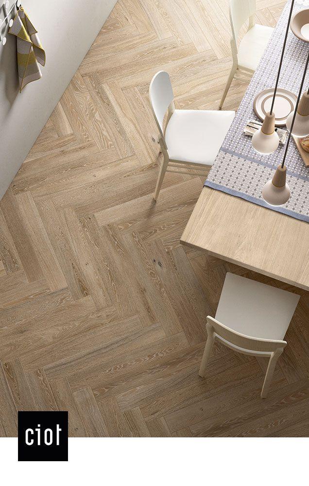 Treverkcharme Beige 4x27 Porcelain Ceramic Floor Wall