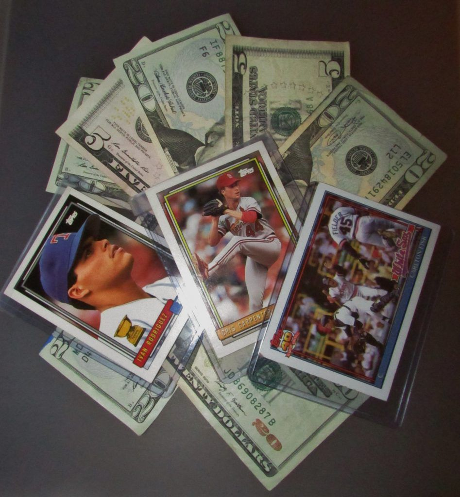 How To Sell Baseball Cards Old baseball cards, Things to