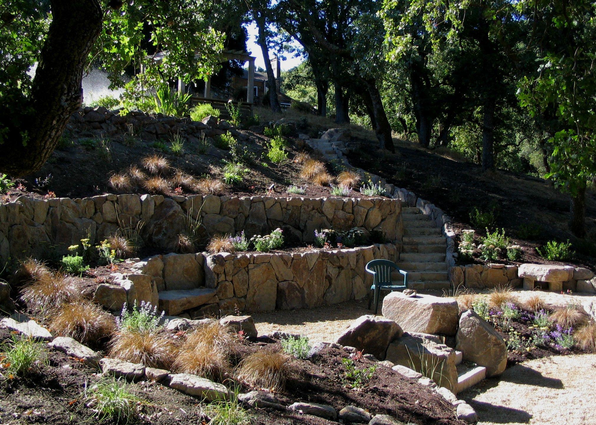 Stone Grottos | Garden Grotto Designs