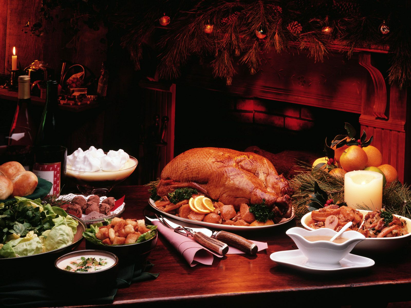 25 Happy Thanksgiving Day 2012 Hd Wallpapers Traditional Christmas Dinner Thanksgiving Feast Thanksgiving Meal Plan