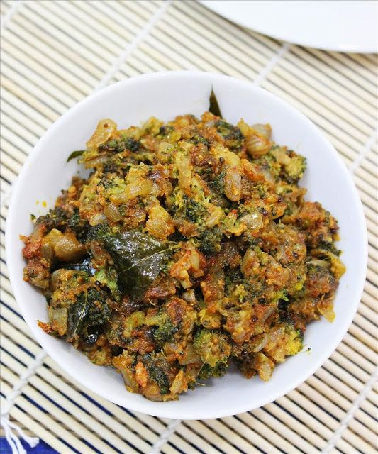Broccoli Stir Fry Recipe Broccoli Curry Recipe Indian Broccoli