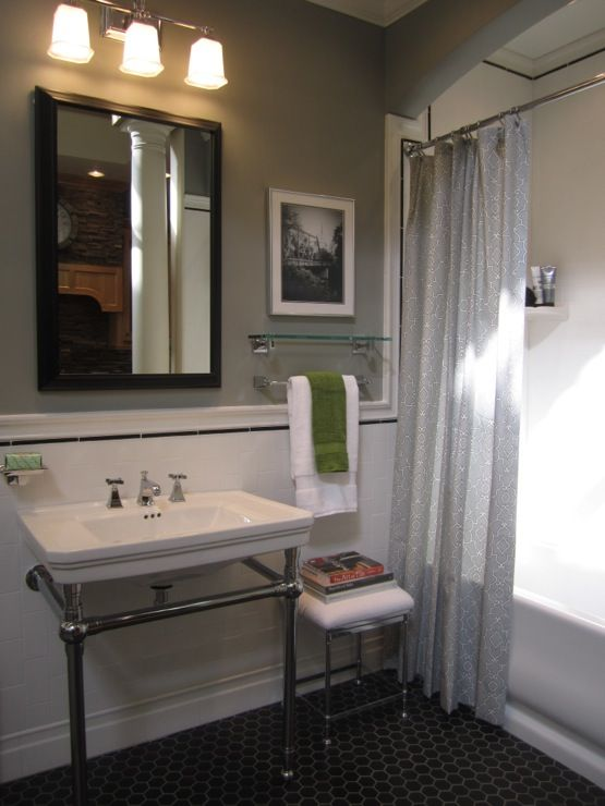 Elegant Kirsty Froelich: The Tile Shop   Kirsty Froelich   Restoration Hardware  Sink And Bench