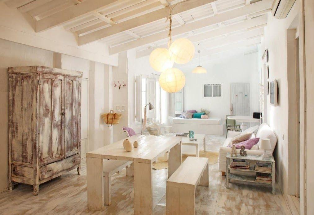 HOUSE WHITE apartment, Barcelona, Spain   Casas antiguas ...