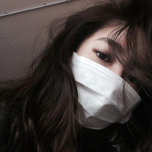 Ulzzang With Mask