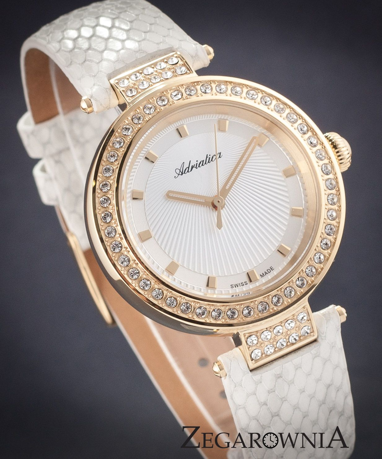Zegarek Damski Adriatica Classic Http Zegarownia Pl Zegarek Damski Adriatica Classic A3692 1213qz Rolex Watches Womens Fashion Watches