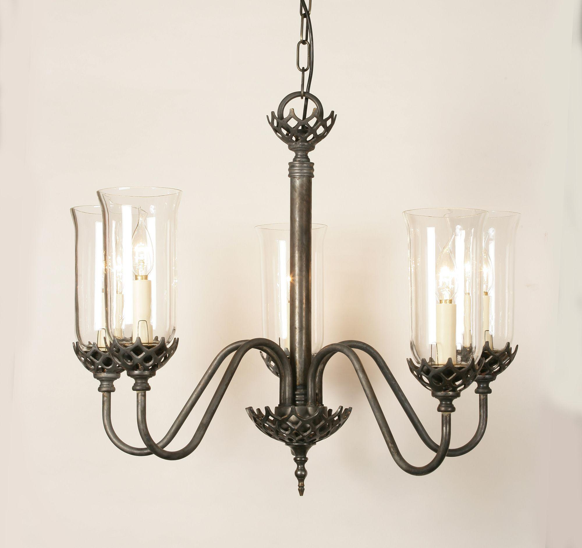 Edwardian Bathroom Ceiling Lights pineapple pendant light shade clear tiny 5 light pendant with