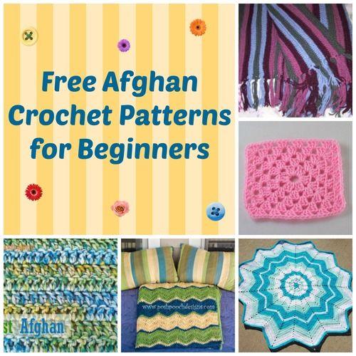 How Do I Crochet? 13 Basic Crochet Stitches and Free Beginner ...