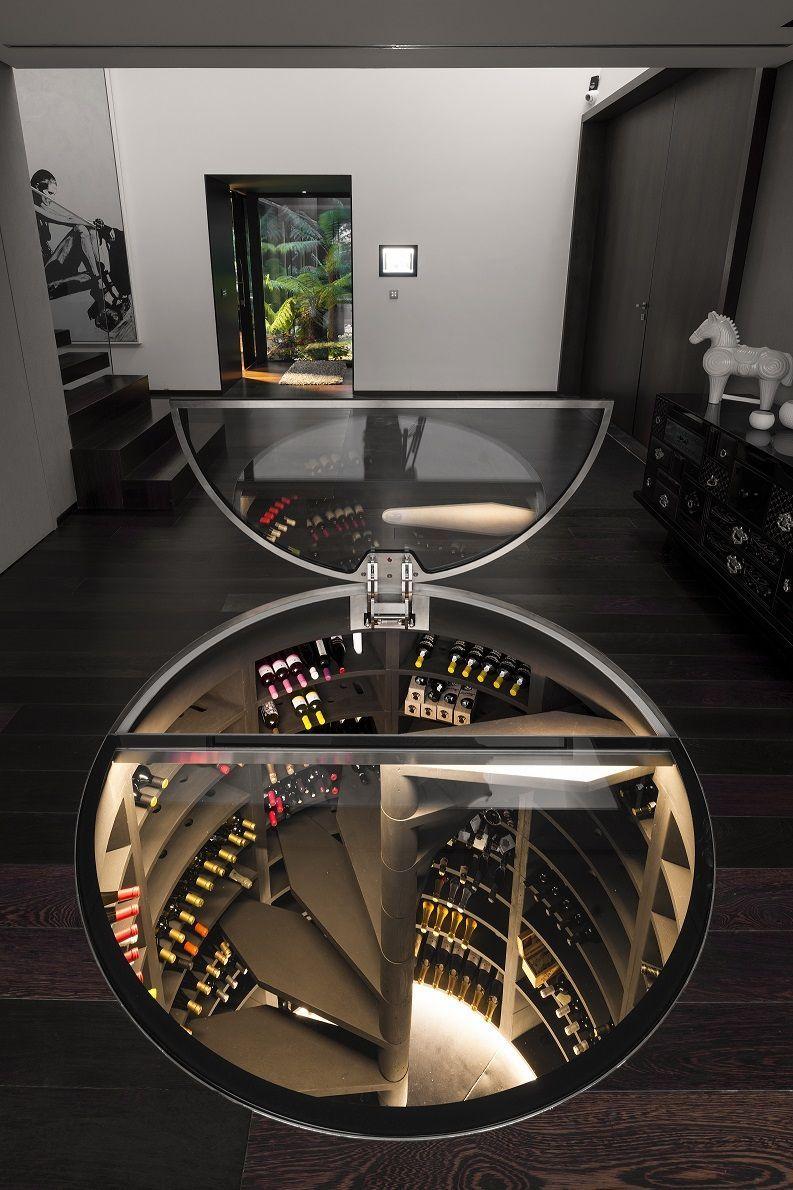 Cave A Vin Design With Images Wine Cellar Design Cellar