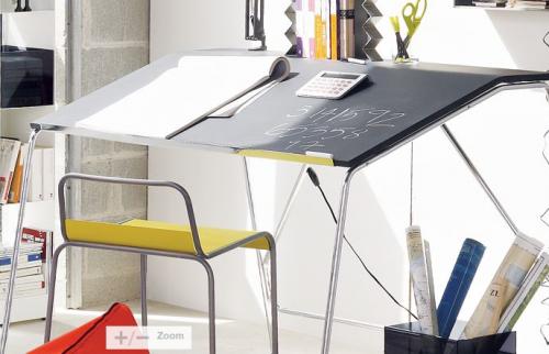 Architect Desk by CB2 & Architect Desk by CB2 | Workspaces | Pinterest | Desk Furniture and ...