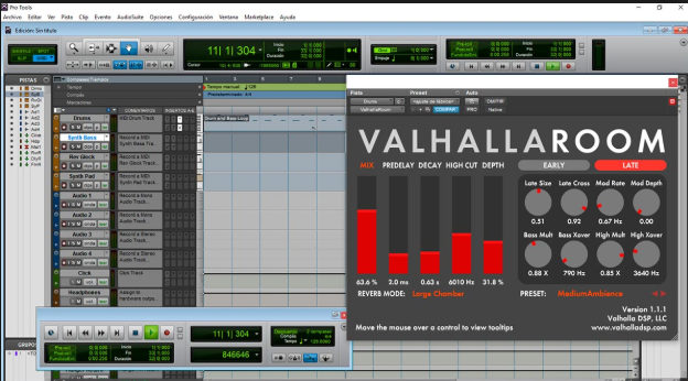 Valhalla Room 1 5 1 Crack is the newest released version of