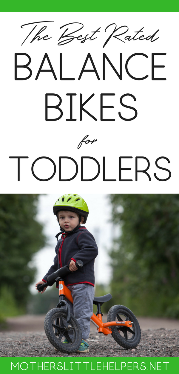 The Best Rated Toddler Balance Bikes Under 60 March 2020