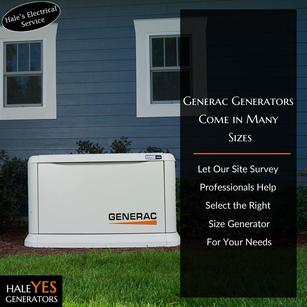 Generac Automatic Standby Home Generators Home Backup Generator Generator House Heat Pump Unit