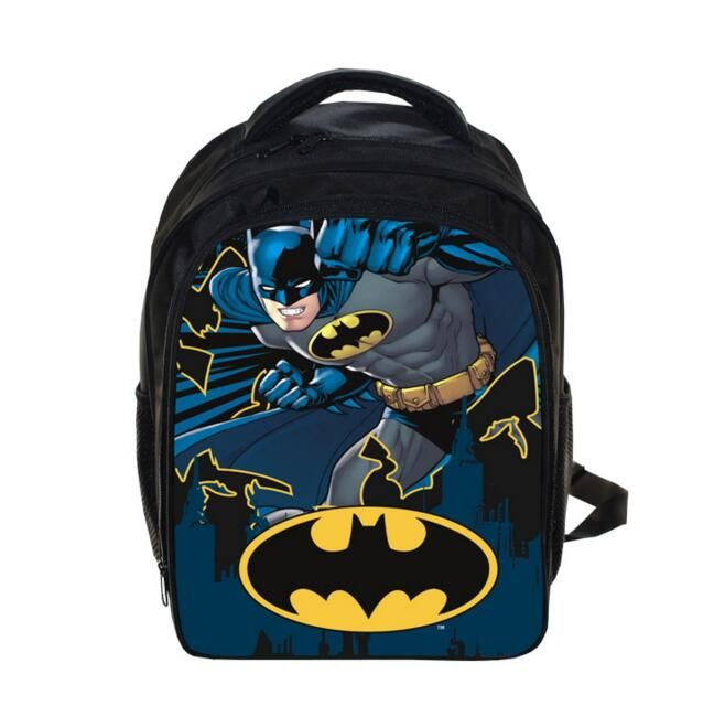 Batman Personalised Childs School bag Backpack Rucksack Kids