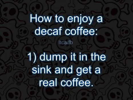 Decaf (63 pieces)