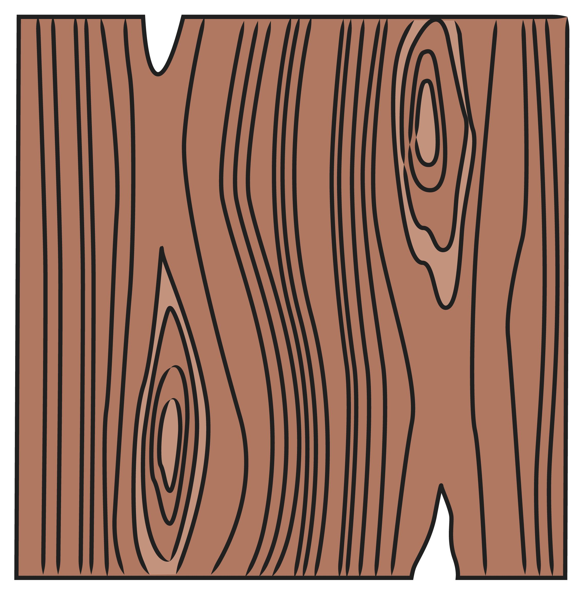 Line Art Wood Grain : Piece of wood drawing pixshark images