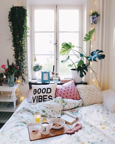 cozy boho style bedroom hesby art pinterest schlafzimmer haus und zuhause. Black Bedroom Furniture Sets. Home Design Ideas