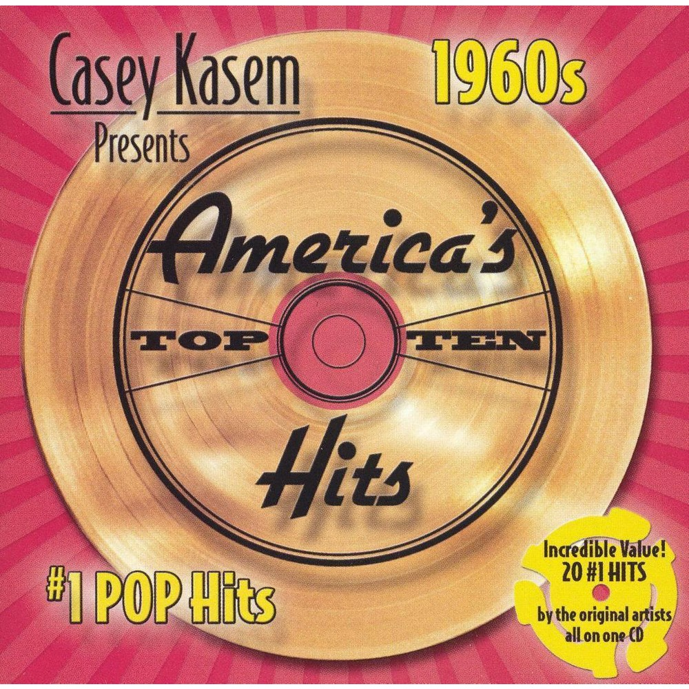 Various Artists - Casey Kasem: The 60's #1 Pop Hits (CD)