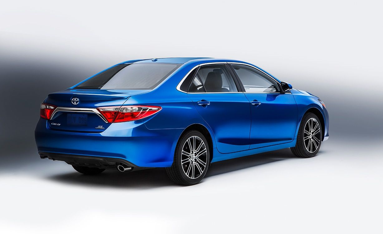 2015 toyota camry and corolla special editions 2015 toyota camry toyota camry and toyota