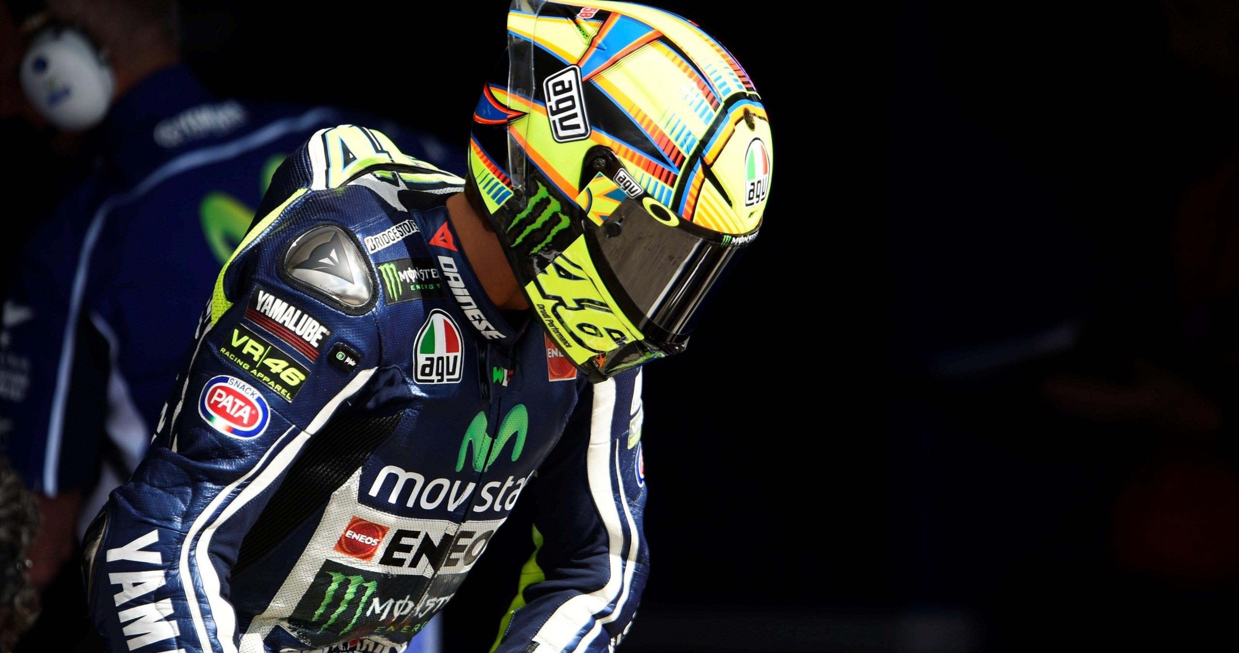 Valentino Rossi The Doctor 4K Ultra Hd Wallpaper -6181