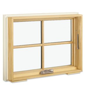 Wood Ultrex Fiberglass Awning Window Integrity From
