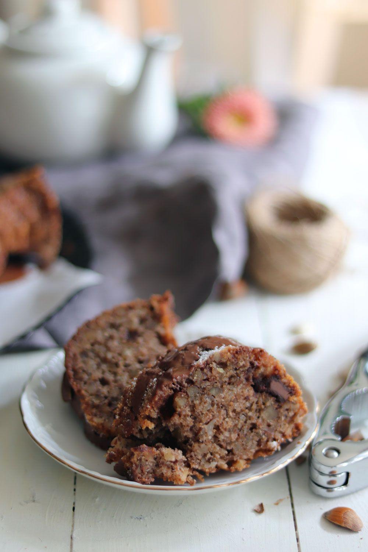 Rezept Saftiger Schokoladen Nusskuchen Naschen Mit Der Erdbeerqueen Nusskuchen Saftiger Ruhrkuchen Und Rezepte