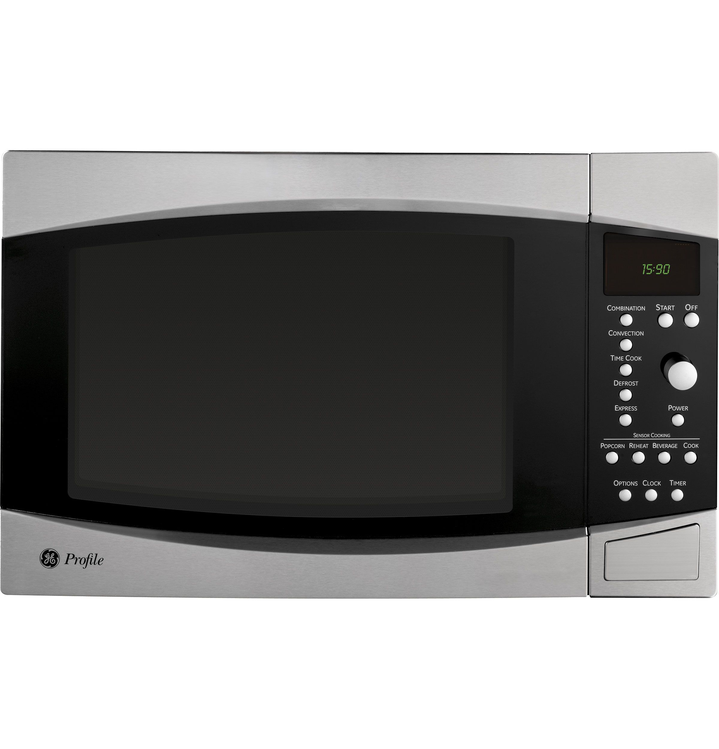 Peb1590smss Ge Profile 1 5 Cu Ft Countertop Convection Microwave Oven Ge Appliances Microwave Convection