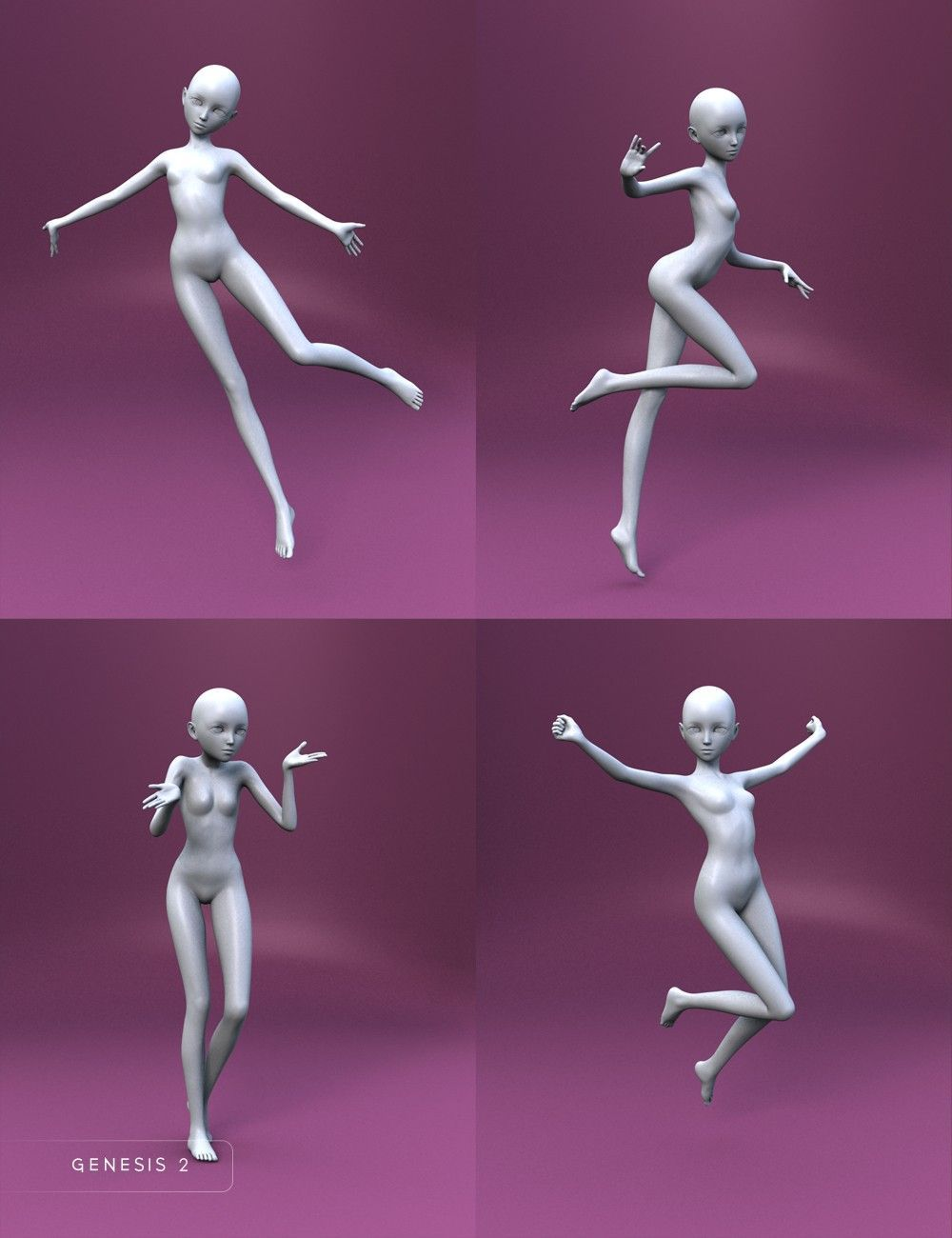 Bell Anime Poses For Keiko 6 And Aiko 6 3d Models And 3d Software By Daz 3d Bell Anime Poses For Keiko 6 And Aik In 2020 Anime Poses Art Reference Poses Art Poses