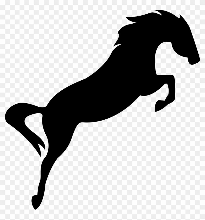 Google Image Result For Https Www Clipartmax Com Png Middle 132 1320390 Horse Black Silhouette In Elegant Jum Horse Jumping Black Silhouette Horse Silhouette