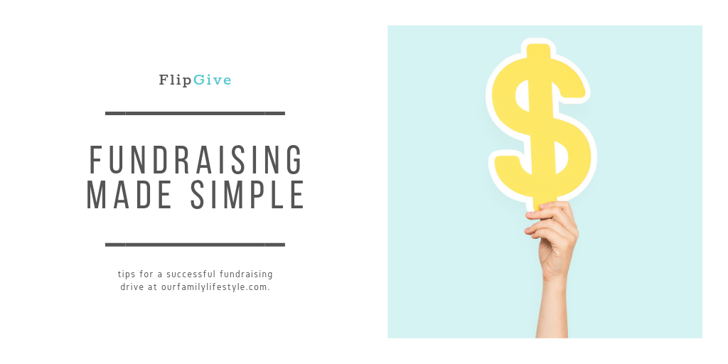FlipGive is a team funding app that helps you earn cash