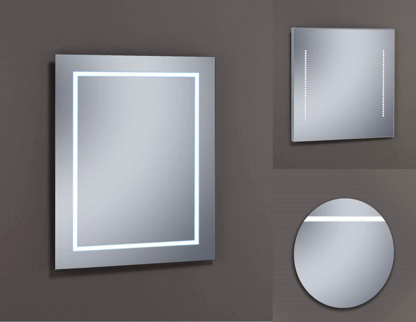 Un baño sostenible y con innovación, decora con un espejo con ...
