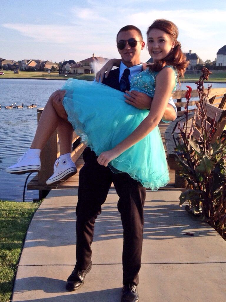 Converse with my hoco dress #HPND | Dresses | Pinterest | Hoco ...