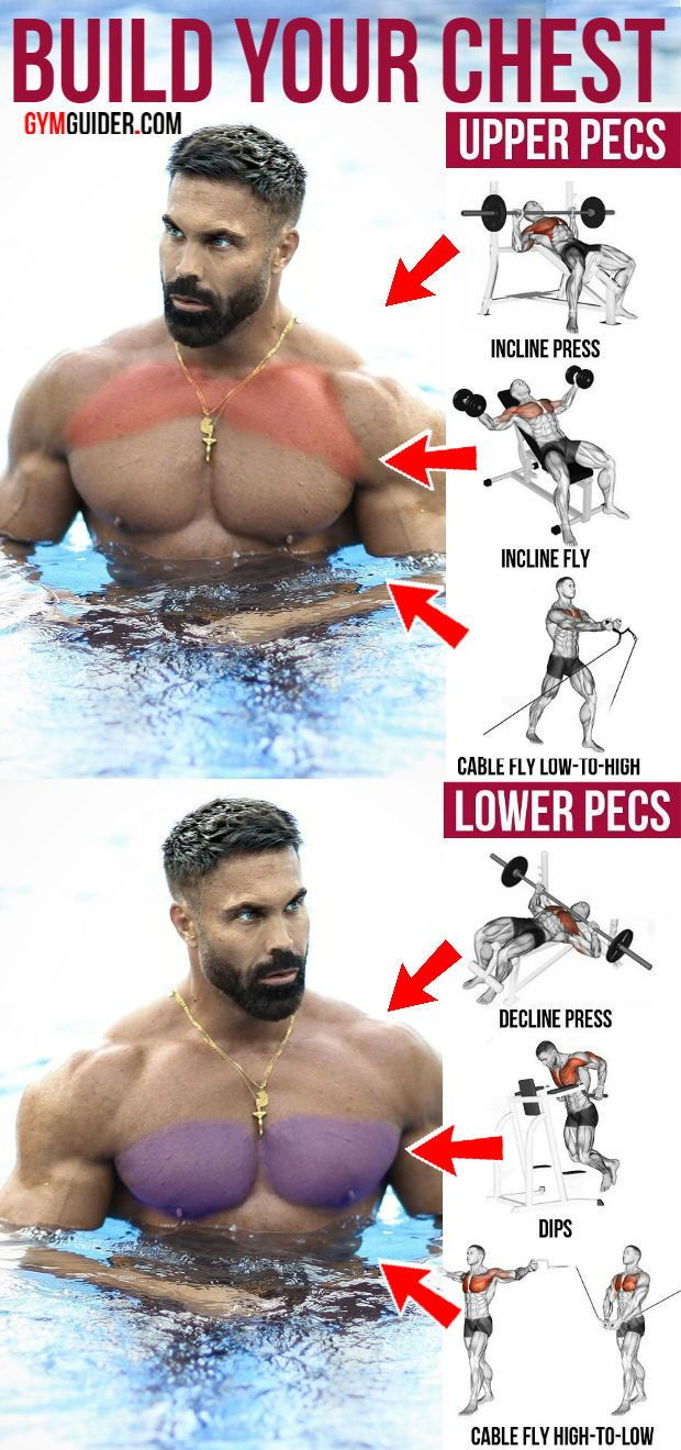 Photo of The Chest Exercises and Workouts You Need to Build Bigger Pecs