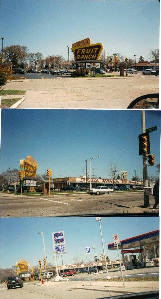 Fruit Ranch On 76th And Bluemound Rd I Used To Love Going There As A Kid With My Granny Milwaukee Wisconsin Milwaukee Wi Wauwatosa Wisconsin
