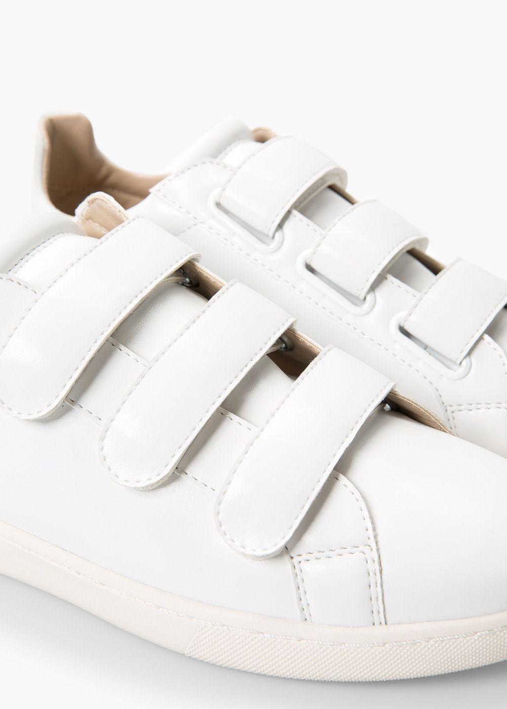Velcro fastening sneakers   vegan shoes   vegan sneakers   Modern ... 14ca82d9137