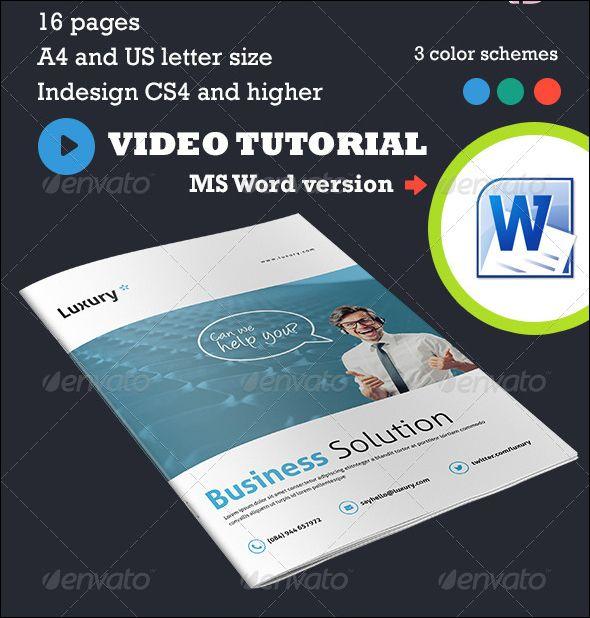 100+ Free Editable Corporate Brochure PSD Templates